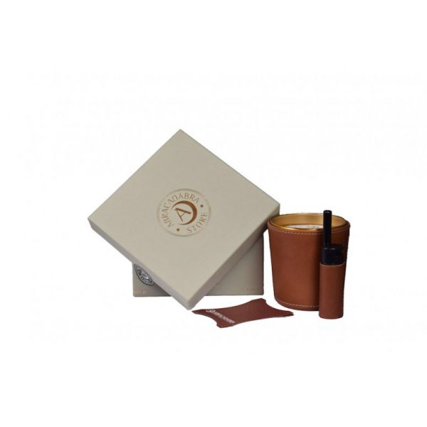 CANDLE BOX LEATHER