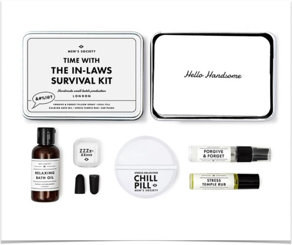 TIME WITH IN THE LAWS SURVIVAL KIT